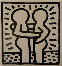 ohne titel by keith haring