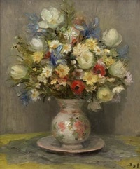 poem in repose by marcel dyf