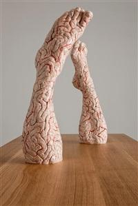 brain legs by jan fabre