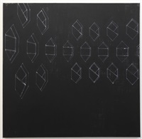 blackboard by david diao