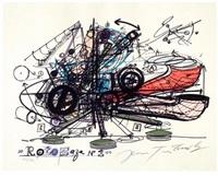 rotozaza n1 by jean tinguely