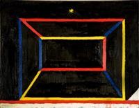 empty frame (homage to al jensen) by chris martin
