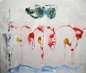 young collectors- prints signed and unsigned by helen frankenthaler