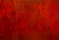 faded memory red #2 by eugene lemay