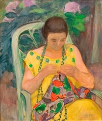 la couture by henri lebasque