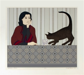 young collectors- prints signed and unsigned by will barnet