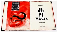 el rei de la màgia by antoni tàpies