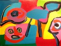 artwork by karel appel