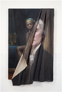 behind the myth of benevolence by titus kaphar