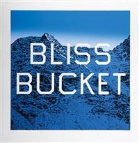 bliss bucket by ed ruscha