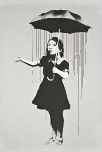 nola (grey) by banksy