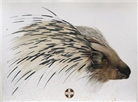 gluskap and the porcupine by scott kelley