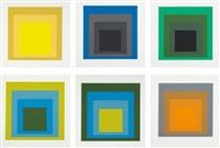 formulation articulartion 1 & 2 by josef albers