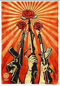 artwork by shepard fairey