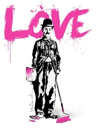 artwork by mr. brainwash