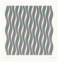 coloured greys (1) by bridget riley