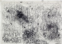 radiator drawing #2 by jack whitten