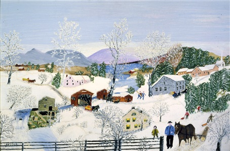 alternate histories celebrating the 75th anniversary of the galerie st. etienne by grandma moses