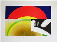 brighter than the sun by james rosenquist