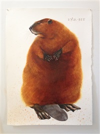 gluskap and the beaver by scott kelley