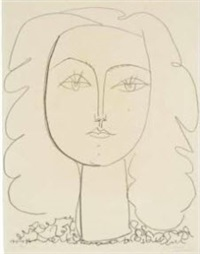 francoise by pablo picasso