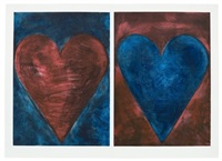 the magnets by jim dine