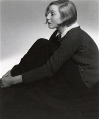 elisabeth bergner by edward steichen