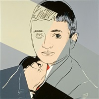 jacques bellini by andy warhol