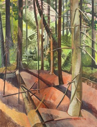 natural order by lois dodd