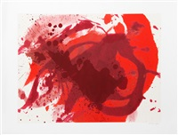 passionate winner by kazuo shiraga