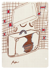 koffer by sigmar polke