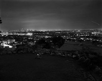 sudoku above hollywood, friday. september 22nd, 2006, 8:39-9:06 p.m. by matthew pillsbury