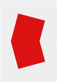red by ellsworth kelly