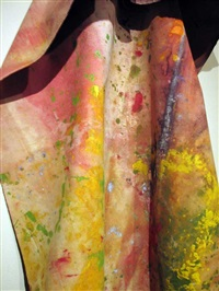 u.s.a (bottom) by sam gilliam