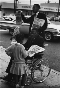 untitled, los angeles by gordon parks