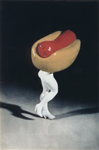 hot dog by laurie simmons