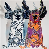 kachina dolls (fs ii.381) by andy warhol