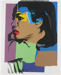 ladies and gentlemen (fs ii.129) by andy warhol