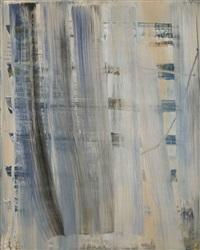 abstraktes bild 857-1 by gerhard richter