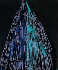 cologne cathedral fs ii.362 by andy warhol
