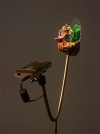 candy moutain by tony oursler