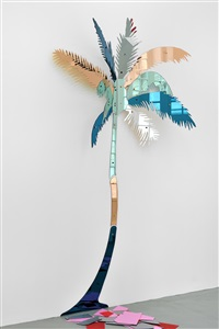 palm tree (petit) – my fist dream by gary webb