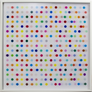 mescaline by damien hirst