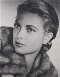 grace kelly by russell young