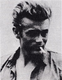 james dean by russell young