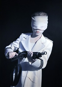 disasters of war 36 by gottfried helnwein