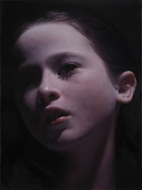 child 4 (payton) by gottfried helnwein