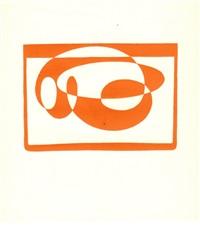 lot 28: aquarium by josef albers