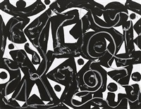 zugriff (access) by a.r. penck