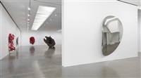 installation view by anish kapoor